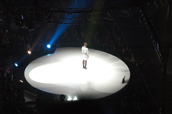 Crown Princess Victoria at Friends Arena Solna Stockholm Sweden