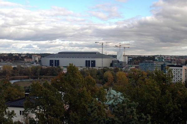 Friends Arena 2012-10-13