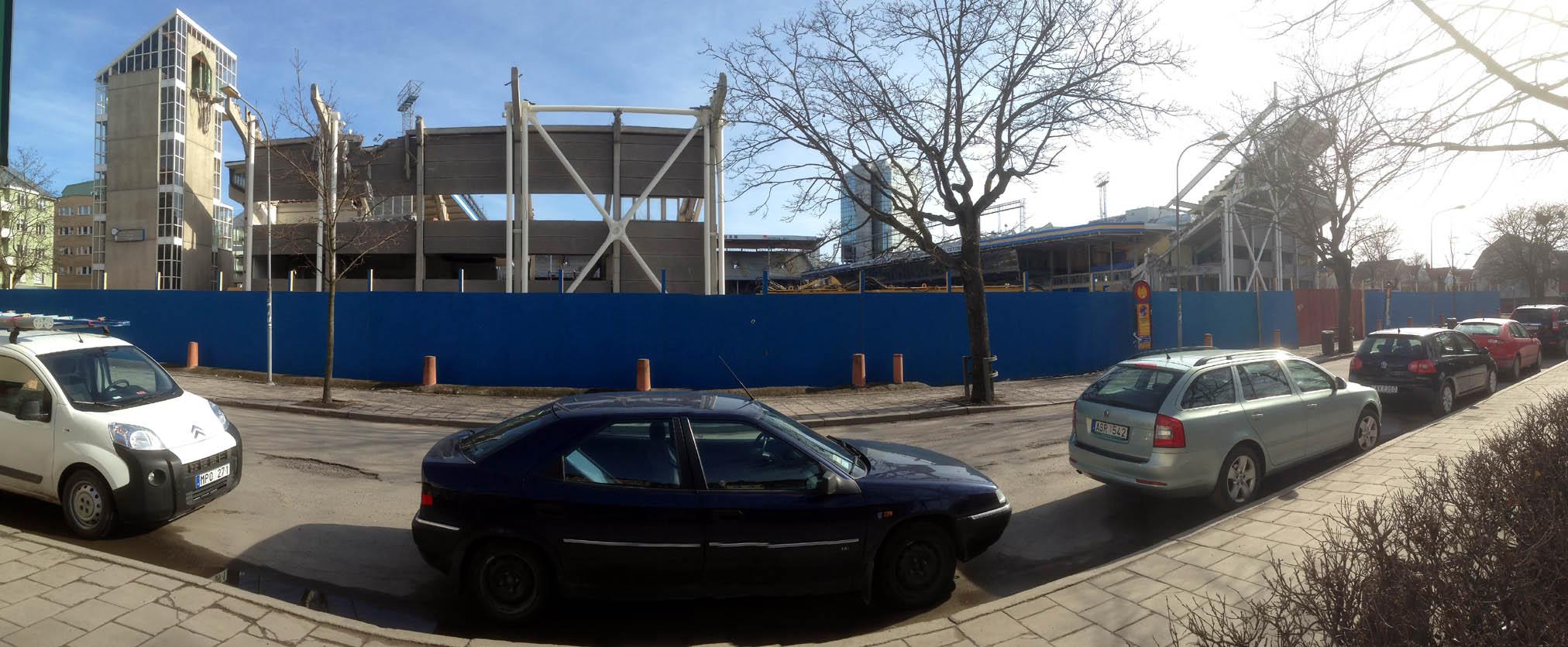 Gamla Råsundastadion